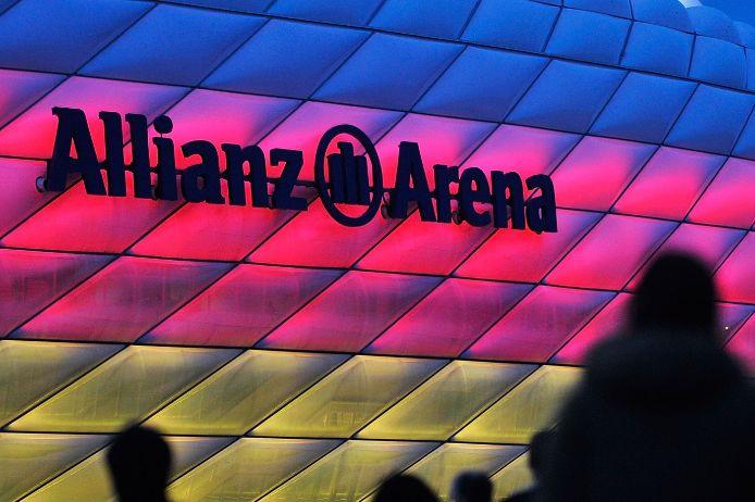 Münchner Allianz Arena