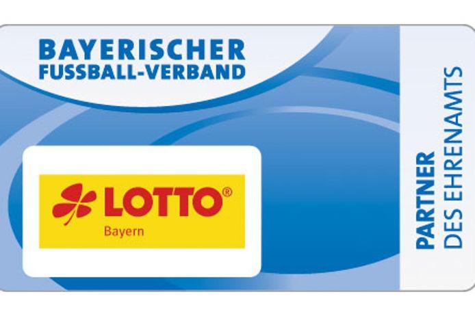 Plakette Partner Ehrenamt 2020 Lotto Bayern