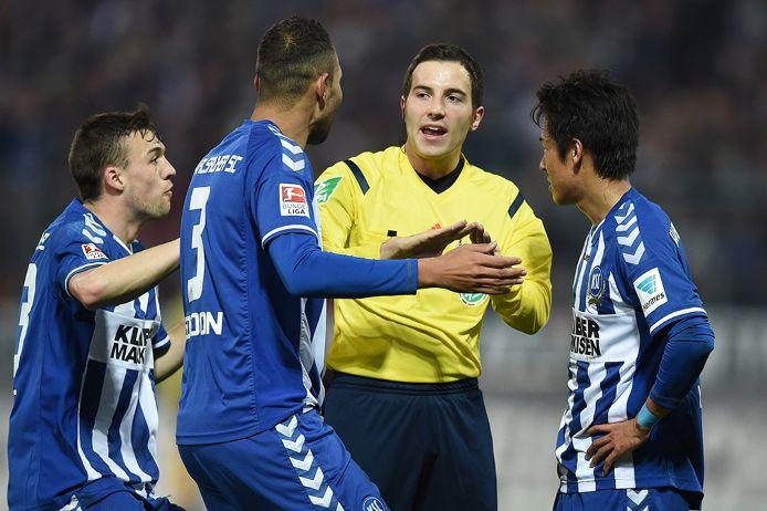 Bundesliga-Schiedsrichter Benjamin Brand