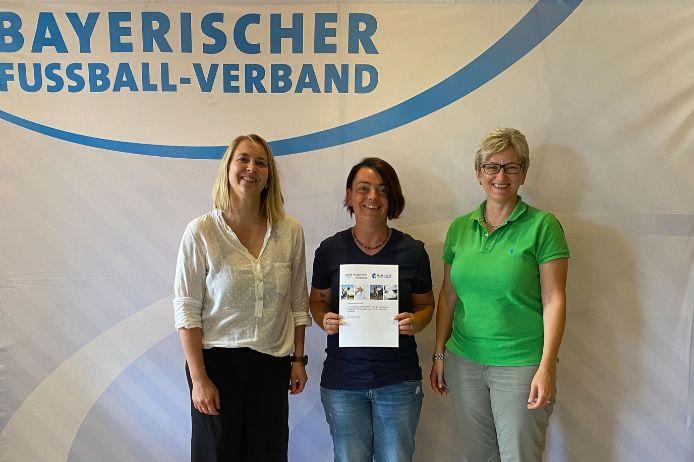 Annette Sauer (FC Rennertshofen)