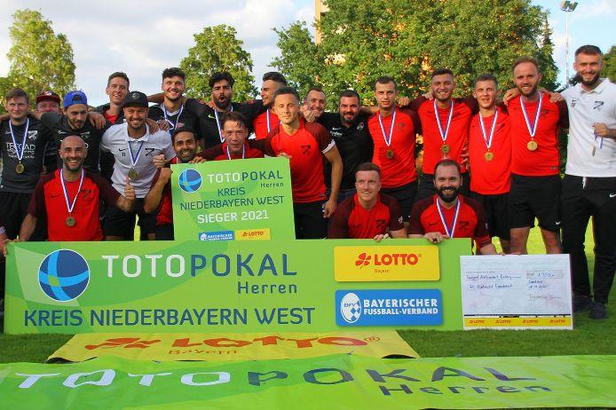 FC Eintracht Landshut - Kreis Niederbayern West