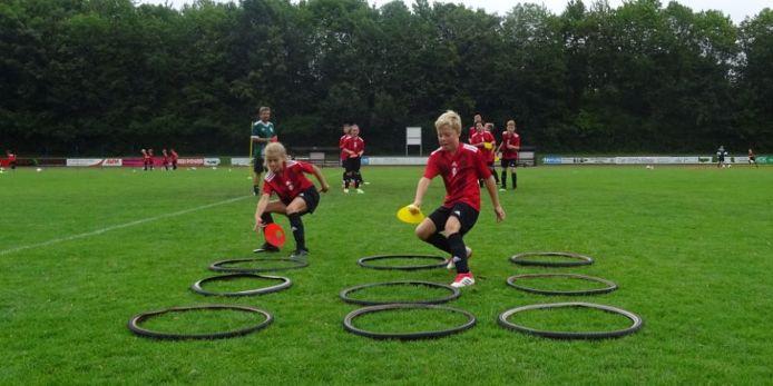 Feature BFV-Schulung Kindertrainer