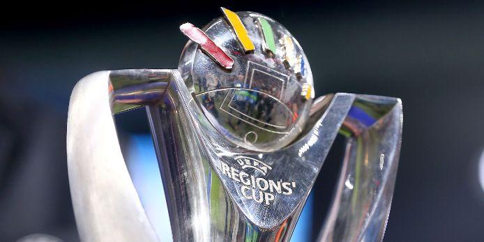Trophäe UEFA Regions Cup 2019