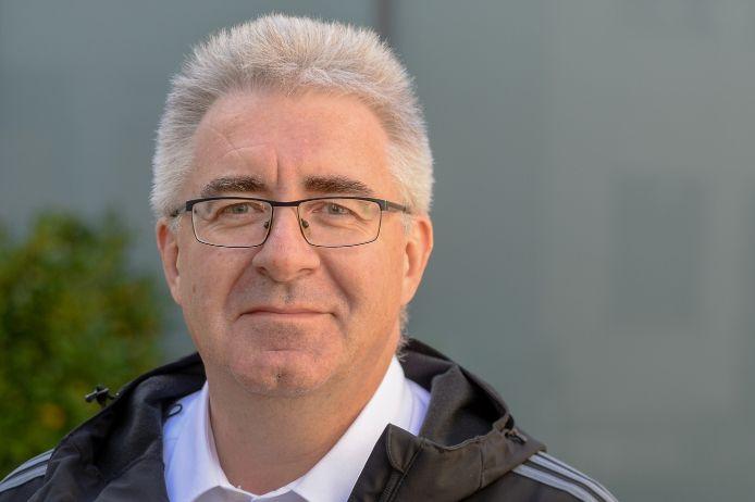 Bezirks-Vorsitzender Thomas Graml