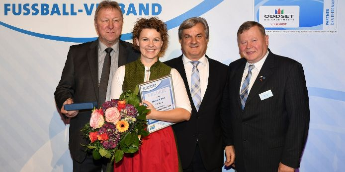 BFV-Ehrenamtspreis