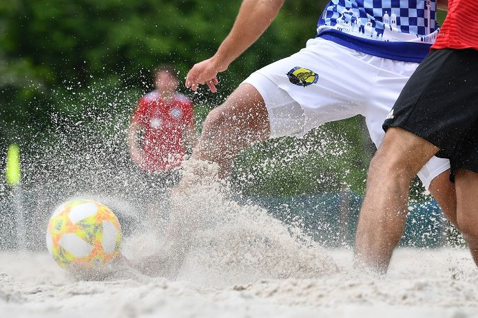 Beachsoccer Feature