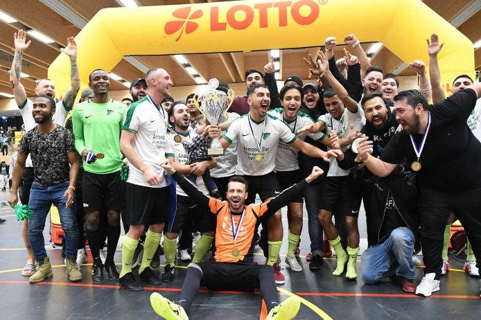 Lotto Bayern Hallencup Sieger Feature