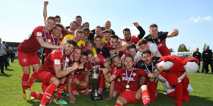 Toto-Pokal Sieger Feature