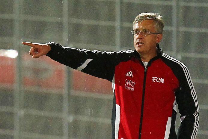 Esad Kahric, Trainer-Rückkehrer beim FC Memmingen