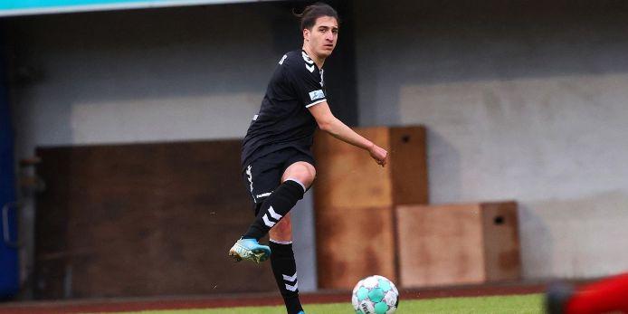 Georgios Spanoudakis (SV Wacker Burghausen)
