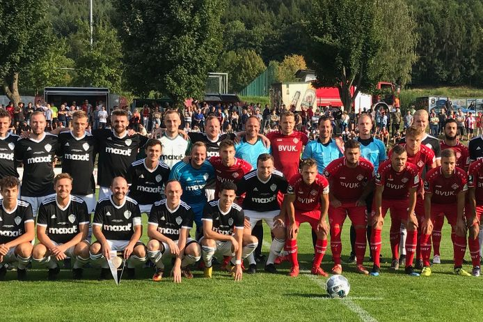 Würzburger Kickers, SSV Kasendorf, Toto-Pokal