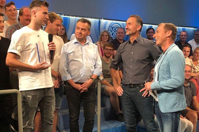 Bayern-Treffer des Monats, Vincent Held, Blickpunkt Sport