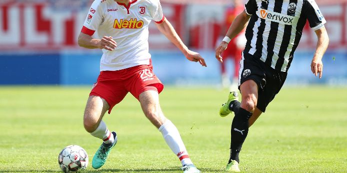 SSV Jahn Regensburg, 2. Bundesliga