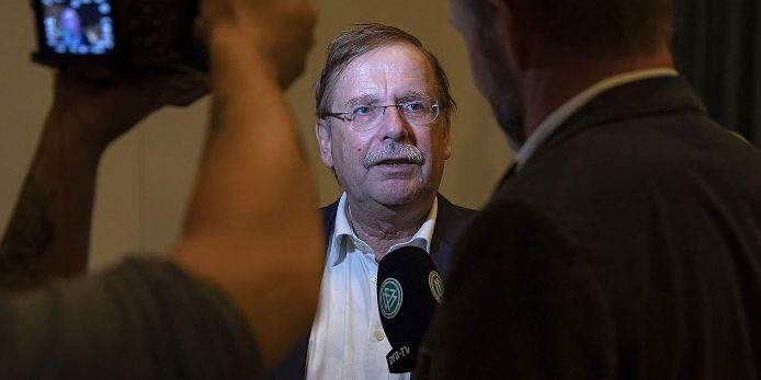 BFV-Präsident Rainer Koch im DFB.TV-Interview