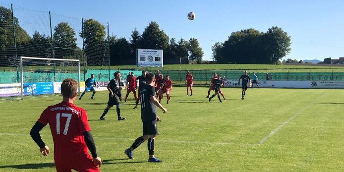 Bayerische Meisterschaft A-Senioren, FC Bayern