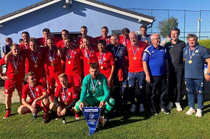 Bayerische Meisterschaft A-Senioren, FC Bayern München, bayerischer Meister