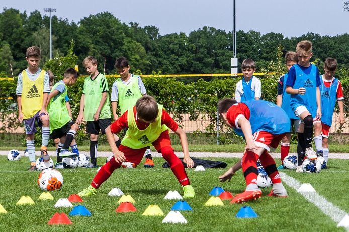 Kindertrainer, Förderung, Talente, Talentförderung