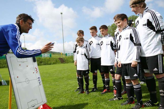 Talentförderung, Talente, DFB, BFV.