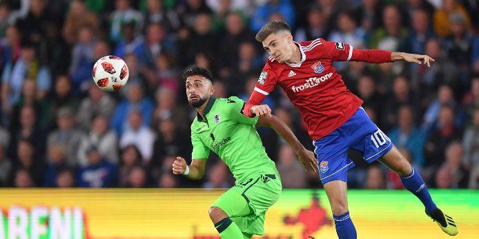 TSv 1860 München gegen SpVgg Unterhaching
