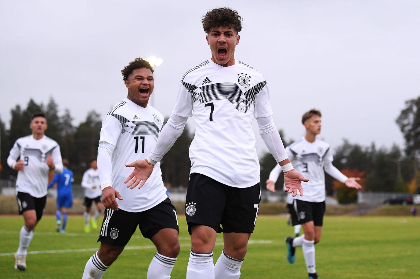 Bfv U16 Nationalmannschaft Gastiert In Seligenporten Und Bogen