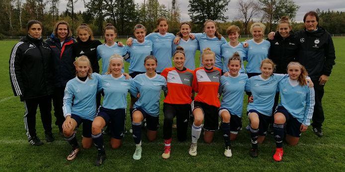 U16-Juniorinnen, SFV-Turnier, BFV