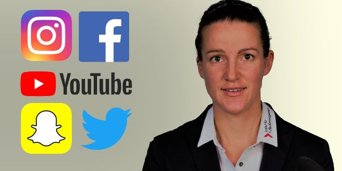 Katharina Schöttl ist am Internationalen Fußball-Institut Leiterin der ABteilung