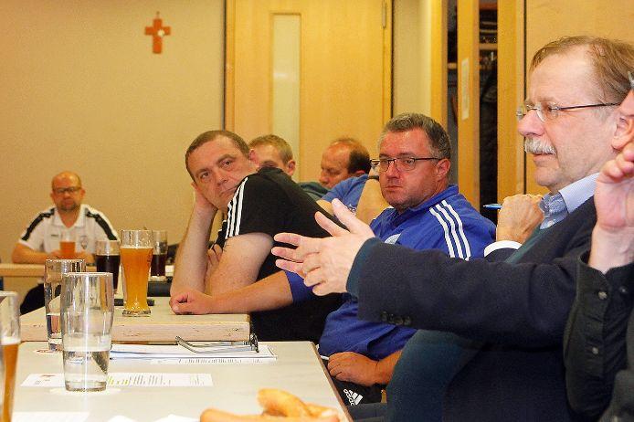 Rainer Koch zu Gast beim Runden Tisch in Burgebrach