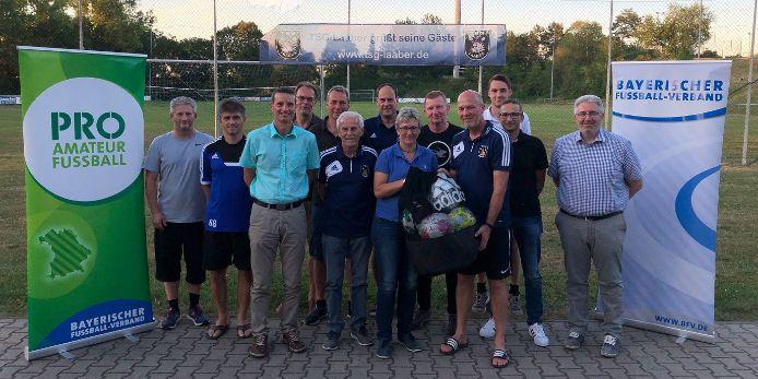 Vereinsdialog 2019 bei der TSG Laaber