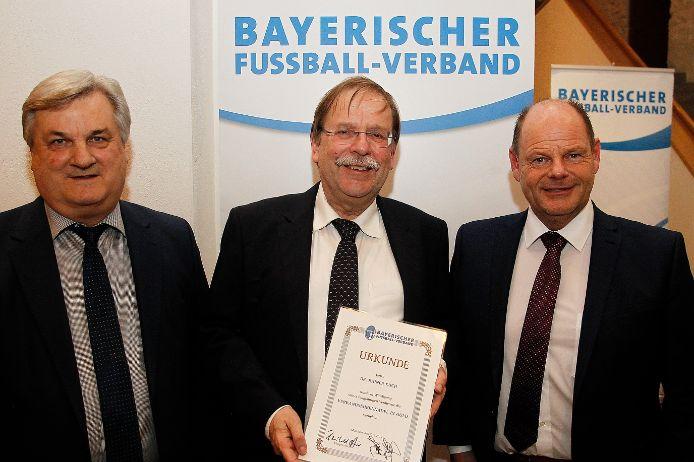 Reinhold Baier, Rainer Koch und Jürgen Valtenbacher
