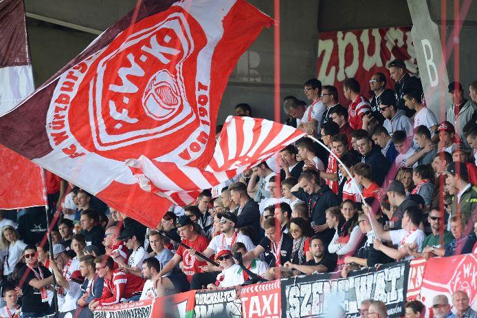 Fans FC Würzburger Kickers