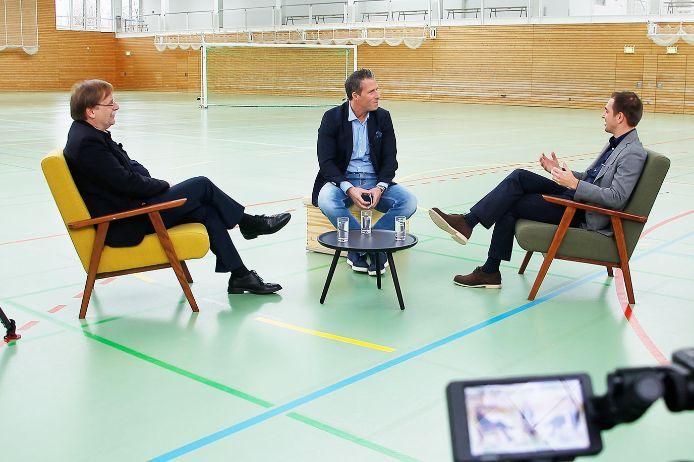 Talk mit Philipp Lahm