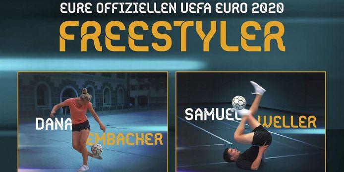 Euro 2020 Freestyler