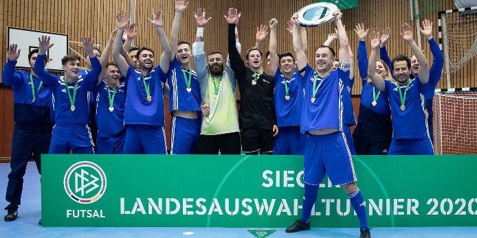 Bayern, Futsal, Länderpokal