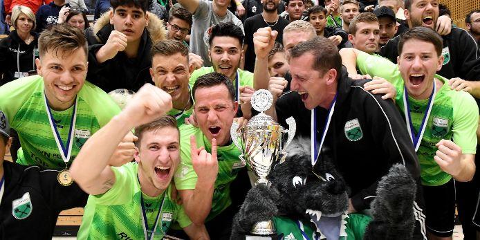 Der 1. FC Penzberg hat den Lotto Bayern Hallencup 2020 gewonnen.