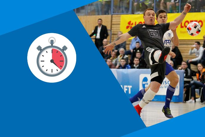 Liveticker Bayerische Hallenmeisterschaft der Herren um den Lotto Bayern Hallencup 2020.