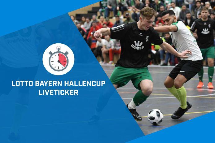 Der Lotto Bayern Hallencup 2020 im Liveticker