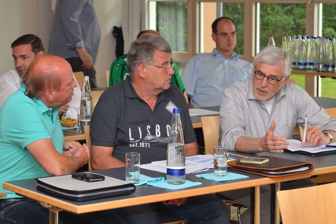 AG Finanzen Georg Appel Diskussion