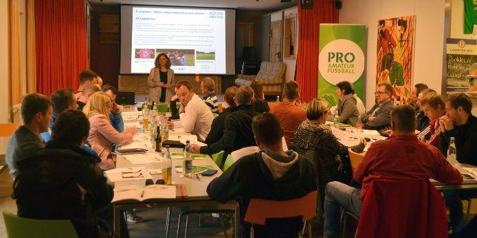 Sponsoring-Schulung der BFV Service GmbH