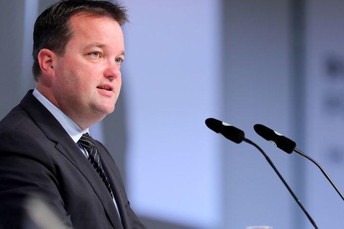 Dr. Stephan Osnabrügge ist Schatzmeister des Deutschen Fußball-Bundes (DFB).