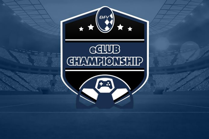 Logo der BFV eClub Championship 2020