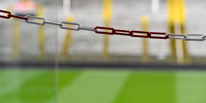 Spielbetrieb in Bayern für zwei Wochen ausgesetzt.