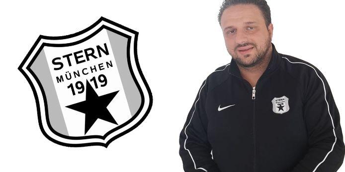 Giorgio Cascino ist Jugendtrainer beim FC Stern München.