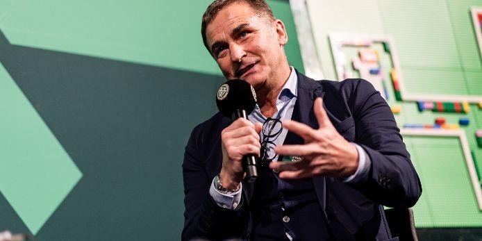 Stefan Kuntz beim Leadership-Festival des DFB 2020.