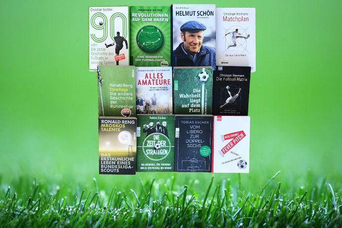Tipps: Die zehn besten Fußballbücher