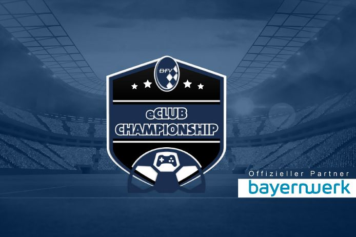 Die BFV eClub Championship wird präsentiert von Bayernwerk.