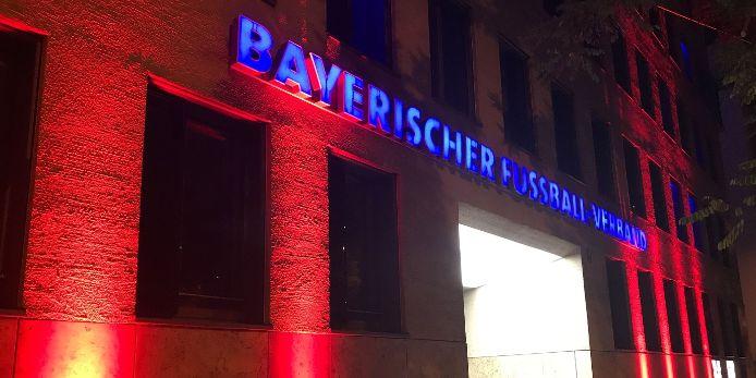 BFv-Zentrale Eingang Night of light 2020