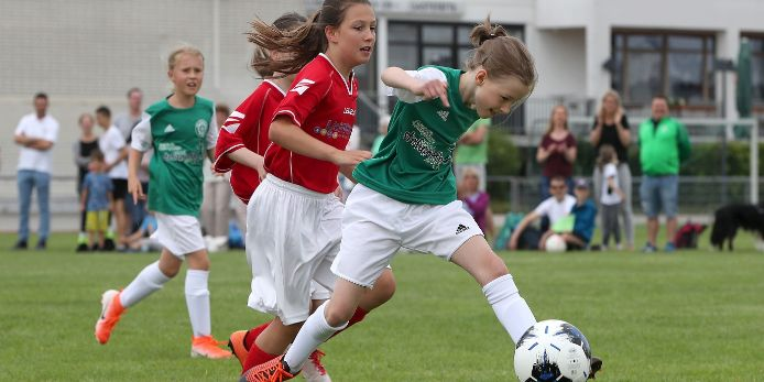 Feature Spielszene Juniorinnen