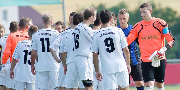 Der ASV Rimpar tritt in einem Freundschaftsspiel gegen den Würzburger FV an.