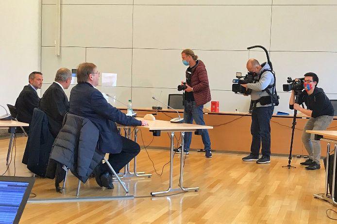 Verhandlung vor dem Langericht München I