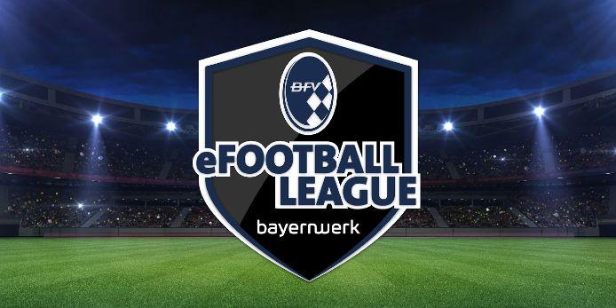 Logo eFootball League Bayernwerk 2020